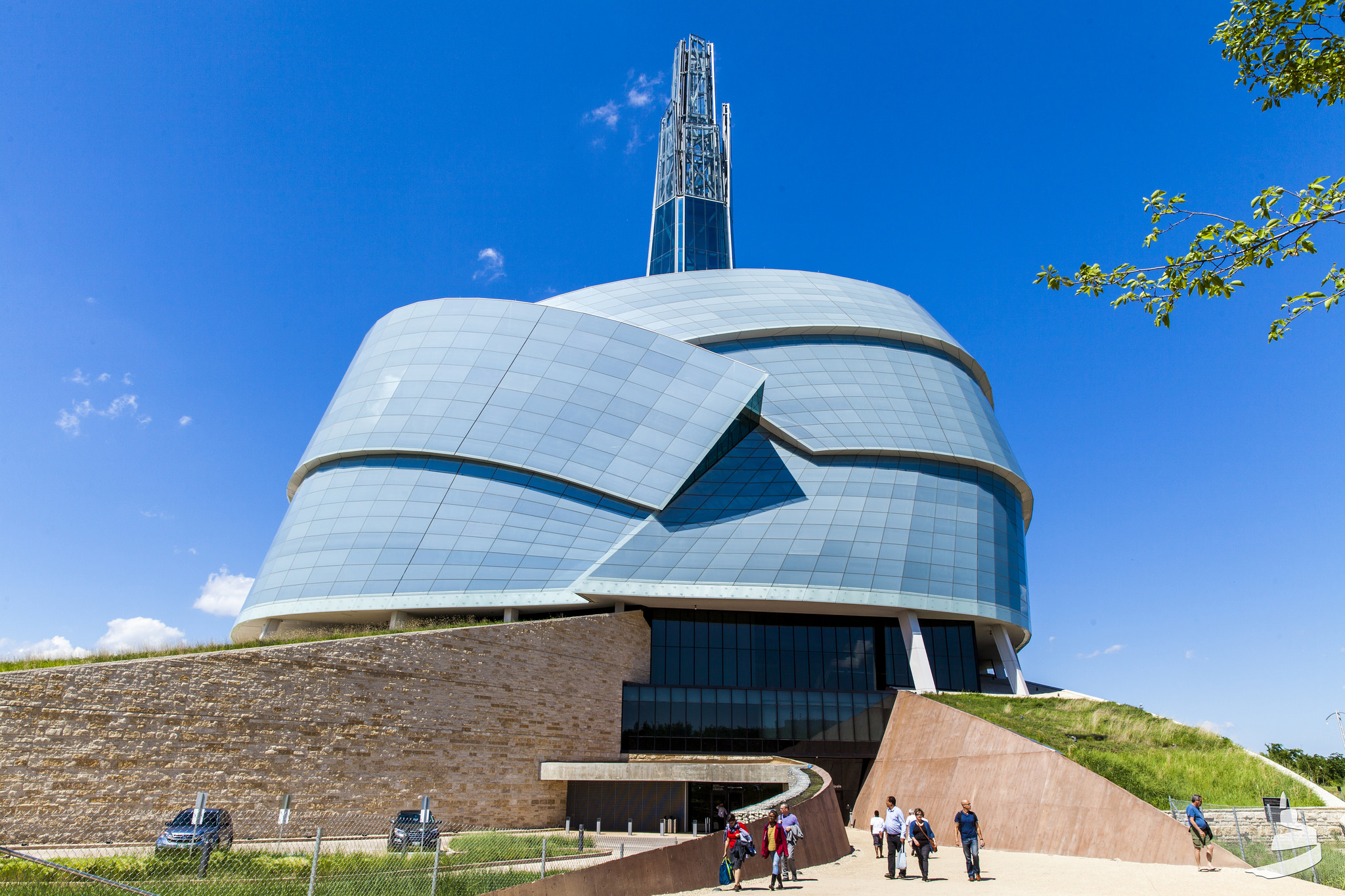Canadian Museum for Human Rights - Photo Courtesy of CMHR